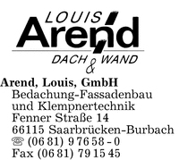 Arend GmbH, Louis
