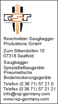 RSP Reschwitzer Saugbagger Produktions GmbH