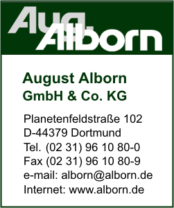 Alborn GmbH & Co. KG, August