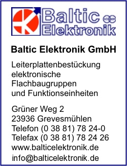 Baltic Elektronik GmbH