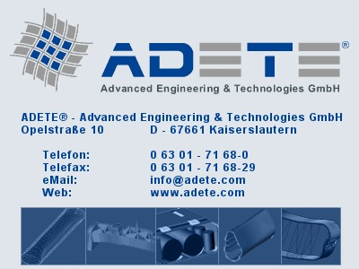 ADETE® - Advanced Engineering & Technologies GmbH